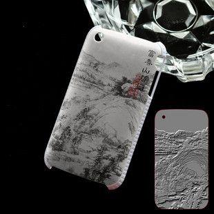Apple iphone3g/3gs mobile phone Cases protective Case mobile Case relief Fuchun