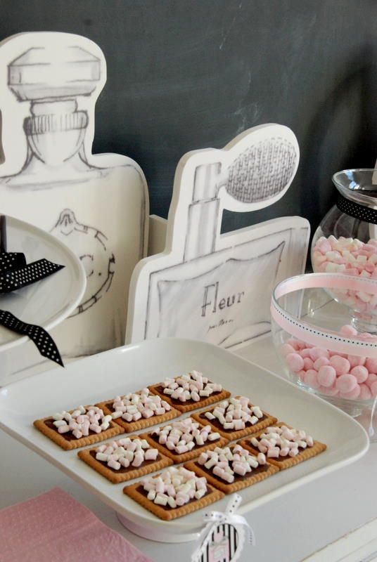 Butterkekse Schokolade Mini-Marshmallows