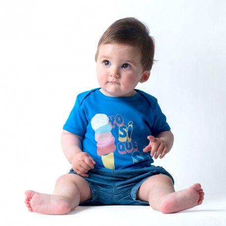 Camiseta yosiquesera para bebé - helado yosíquesé#yosíquesé #camisetaconestilo #helado #diseñosconalma #camisetabebé #algodónorgánico