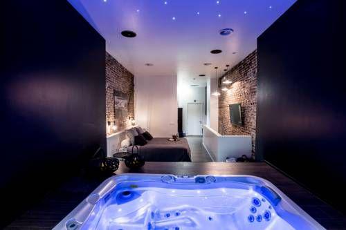 Chambre Jacuzzi Privatif Belgique Jacuzzi Superior Hotel Luxury Interior