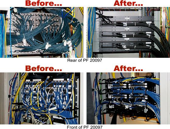 cable management makes such a huge difference and we are here to help organize your cables today using awesome cable management products from awesome organize office