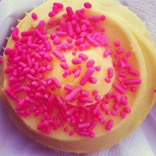 Instagram: Primrose Bakery cupcake