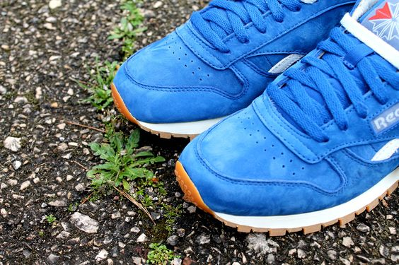"""Reebok Classic Leather Vintage """"Suede Pack"""" Further Look"""