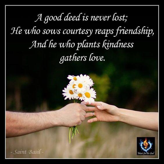 #Kindness #ThePlaceAZ #Friendship
