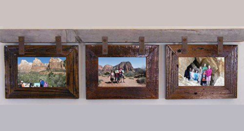Montana Horizontal Conestoga Collage Frame For 3 5 X 7s Named The
