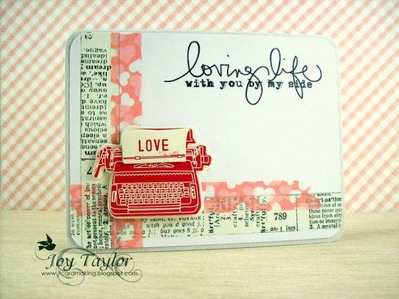 loving life card