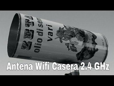 Tutorial como fabricar una antena WIFI casera de 2.4 GHz - Noticias telefonía móvil