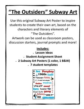 Ged 2014 essay prompts for the outsiders