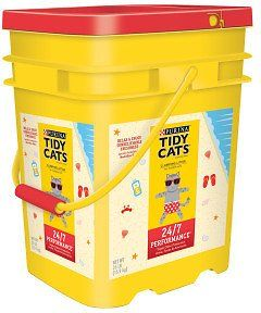 Purina® TIDY CATS® 24/7 Performance Cat Litter - Clumping, Multi-Cat: Get it for $12.99 (was $15.49) #coupons #discounts