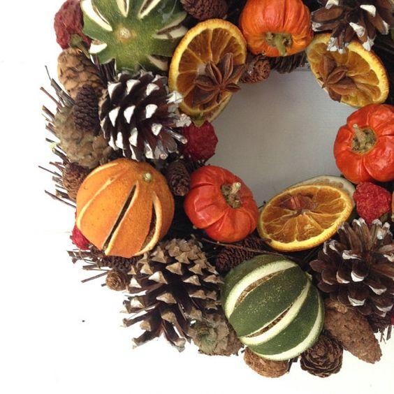 Dried Christmas Fruit Pot Pourri or for by CirencesterChristmas