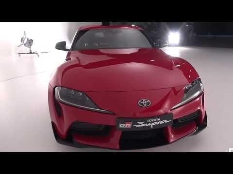 Toyota Supra Gr Turbo A90 2020 Mk4 Exterior Interior Technology Toyota Supra Toyota Electric Cars