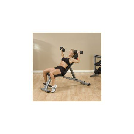 body solid gfid225 folding adjustable weight bench click on the