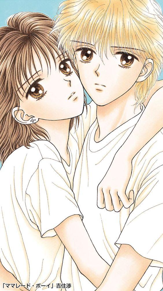 marmaladeboy Anime Pinterest Boys, Marmalade and