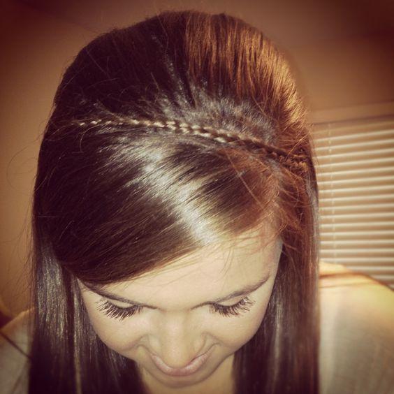 Headband braid!