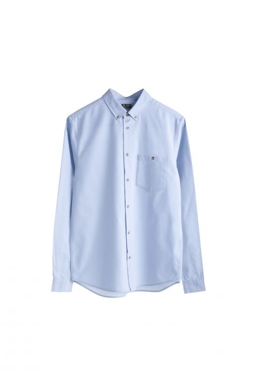 Weekday Good Times Shirt Blue
