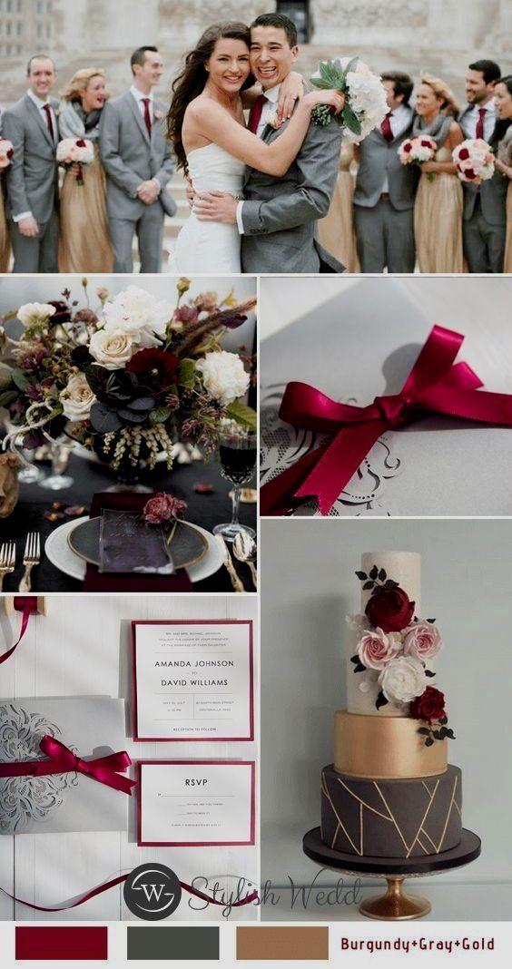 Check Out Your Fall Burgundy Brown Colour Wedding Theme Party With These 140 Ideas Di 2020 Elegant Wedding Invitations Pernikahan Merah Dekorasi Perkawinan