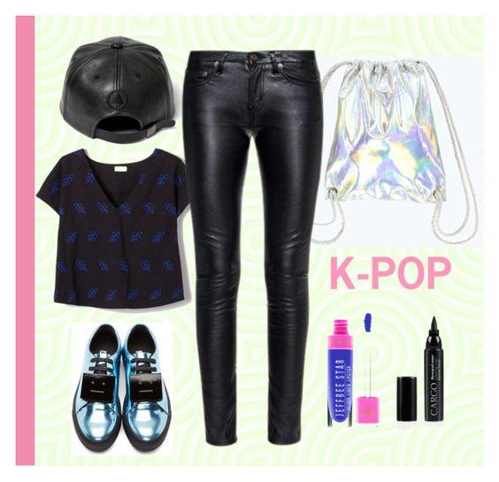 """""""K-POP STYLE"""" by sheysstyle ❤ liked on Polyvore"""