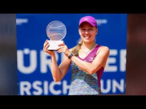 Timea Bacsinszky Vs Johanna Larsson Tennis Full Game Highlights 30 A Sports Channel Full Games Youtube