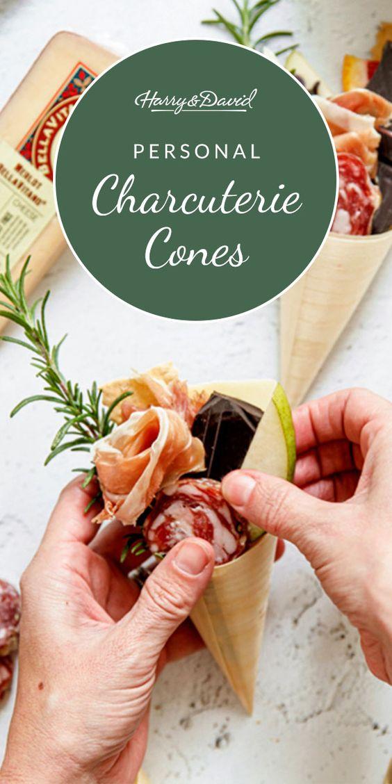 Tasty Treats Snack Cones Party Supplies 12 Pieces