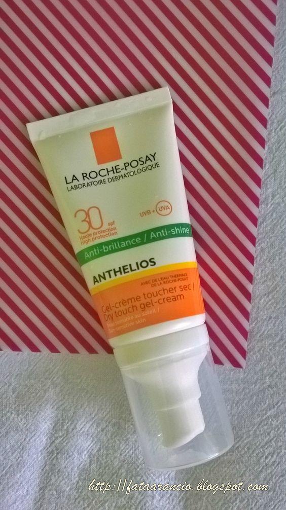 La Roche Posay Anthelios Gel-Crema tocco secco Anti-Lucidità SPF 30