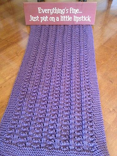 April\'s Archives: Trinity Prayer Shawl - Free Crochet Pattern ...