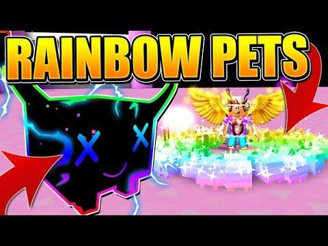 Code Roblox Pet Simulator Roblox Generator Download Free Secret Rainbow Pets In Pet Simulator Update Most Op Pets Roblox Today In Roblox Pet Simulator We Are Showing Off The Ne In 2020 Roblox Roblox Codes Roblox Roblox