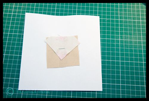 The Littlest Thistle: Foundation Paper Piecing For The Terrified - Week 2