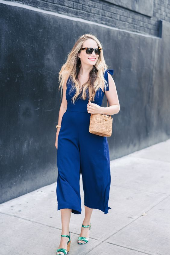 amanda uprichard iris jumpsuit | the stripe