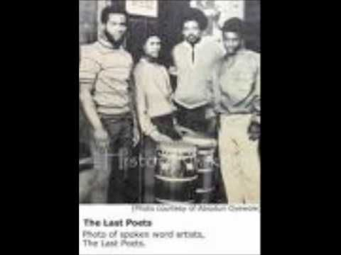 """When the Revolution Comes"" by The Last Poets"