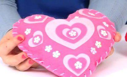 Como hacer cojines decorativos para ni os imagui - Cojines para bebes ...