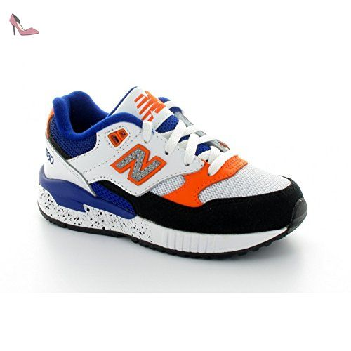New Balance KL 530 BOP Blue Orange 31 - Chaussures new balance ...