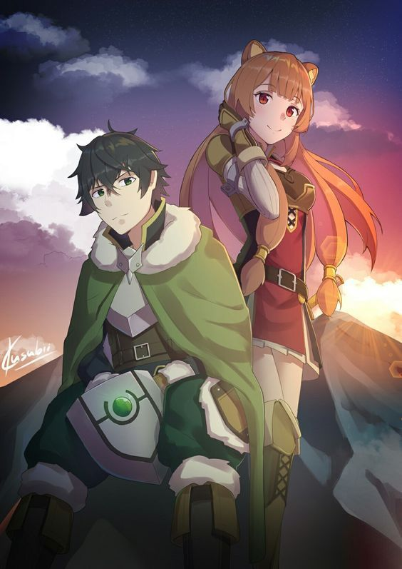The Rising Of The Shield Hero Wallpaper Therisingoftheshieldhero Anime Anime Anime Titles Hero Wallpaper