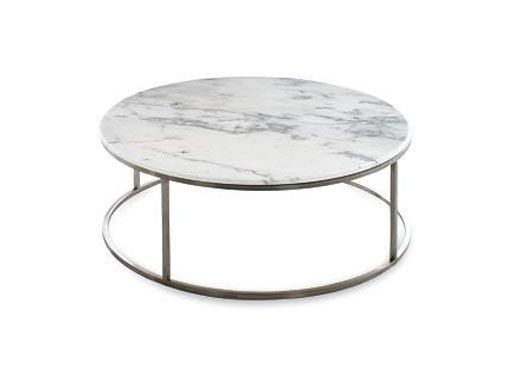 Marble Coffee Table Match Off Round, Rubik Round Coffee Table
