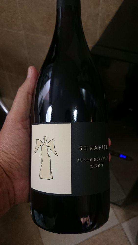 Serafiel Vino de Adobe Guadalupe, Ensenada México!