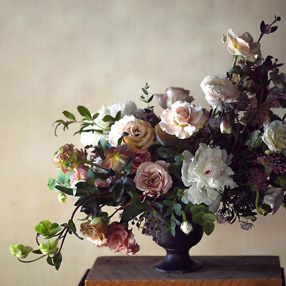 Crown flower and centerpieces on pinterest