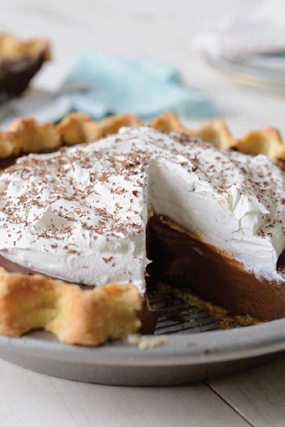 Gluten-Free Chocolate Cream Pie Recipe