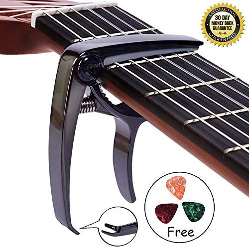 Guitar Capo Capo For Acoustic And Electric Guitar Acoustic Guitar Capo Guitar Capo Electric Guitar