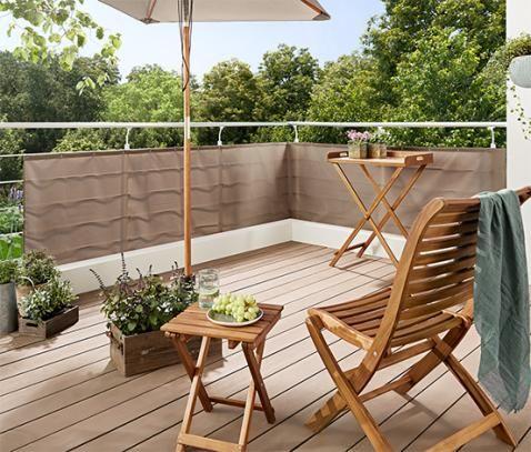 Balkon Sicht Und Windschutz Online Bestellen Bei Tchibo 356331 Windschutz Gartenmobel Sets Aussenmobel