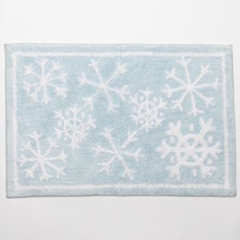 st nicholas square oh what fun snowflake bath. st nicholas square oh what fun snowflake bath rug   Brooklyn  39 s