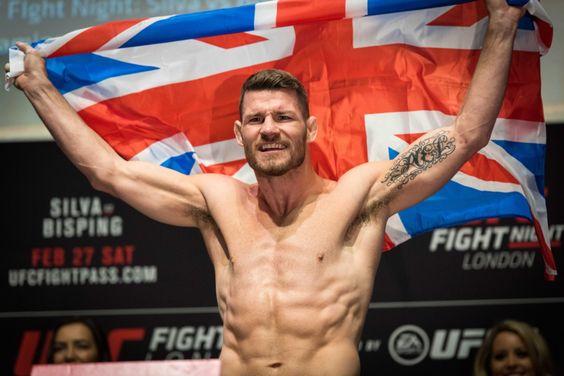 Michael Bisping: I'm A Fighter, Luke Rockhold's An Athlete - http://www.lowkickmma.com/UFC/michael-bisping-im-a-fighter-luke-rockholds-an-athlete/