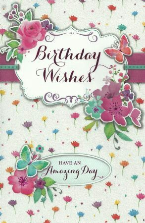 Birthday wishes 💋🌸🎀