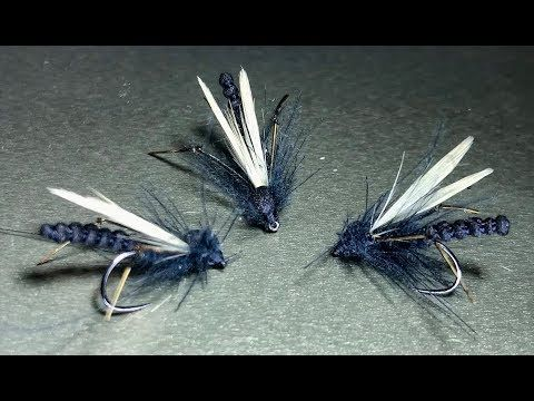 Mouche Bibio Marci Foam Youtube Fly Tying Patterns Fly Fishing Custom Rods