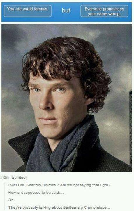 Pinterest • The worl... Benedict Cumberbatch Name