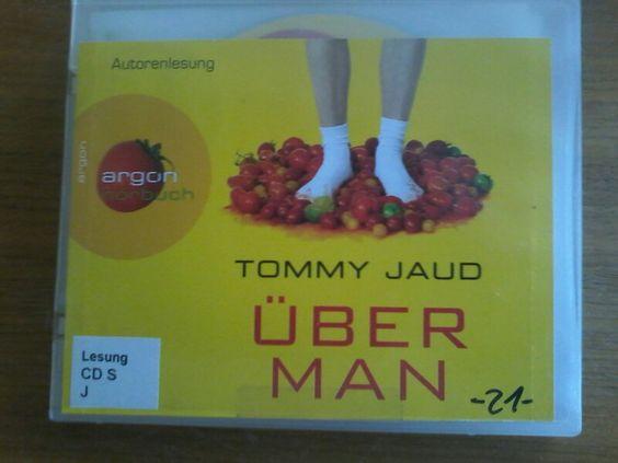 Tommy Jaud - Übermann (Hörbuch)