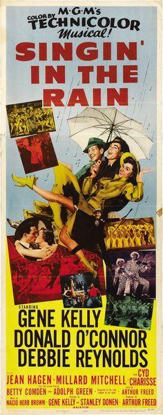 Singin' in the Rain, (1952 )