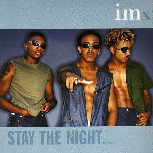 IMx – Stay the Night (single cover art)