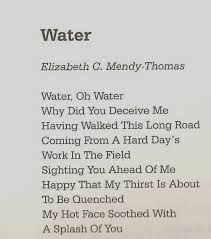 Worksheets Water Poems That Rhyme image result for poems about water poetry pinterest water