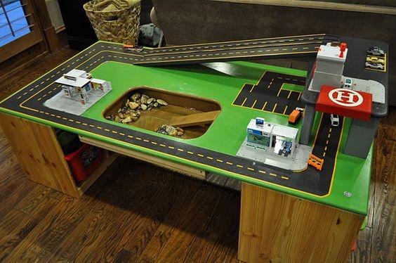 Car Table:
