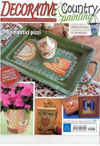 decorative & country painting 13 - TereBauer 1 - Álbuns da web do Picasa...FREE MAGAZINES!!