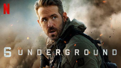 Netflix Movie 6 Underground Review In Hindi 2019 The Reviewer Netflix Movie Underground Film Underground Netflix